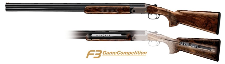 Blaser F3 Game Competition