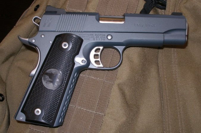 Nighthawk Custom Lady Hawk .45Acp