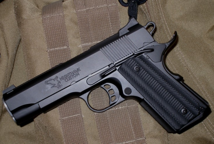 Nighthawk Custom Talon II .45 Acp