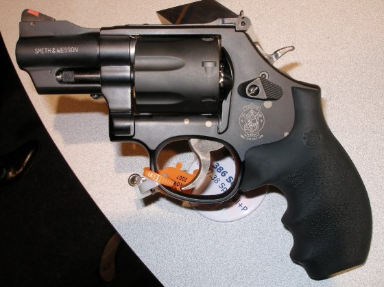 SMITH & WESSON 386 SCs .357 Magnum